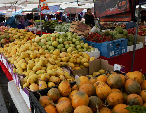 Ventura College Foundation Marketplace Looks To Expand Number Of Saturday Produce & Prepacked Food Vendors